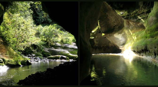 Day Trips for the Uninspired: Patuna Chasm, Martinborough, Wairarapa