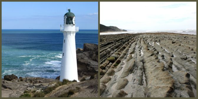 Day Trips for the Uninspired: Castle Point, Mataikona Rocks & Riversdale Wairarapa Region
