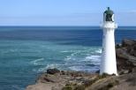 Lighthouse Castle Point sept 2014